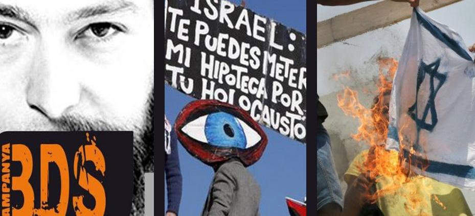 BDS antisemitismo