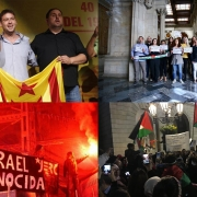 Catalonia Israel